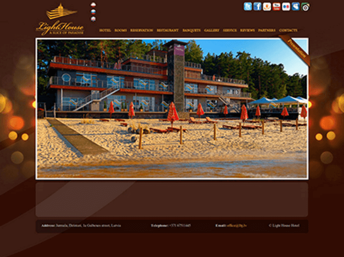 Hotel Light House Jurmala