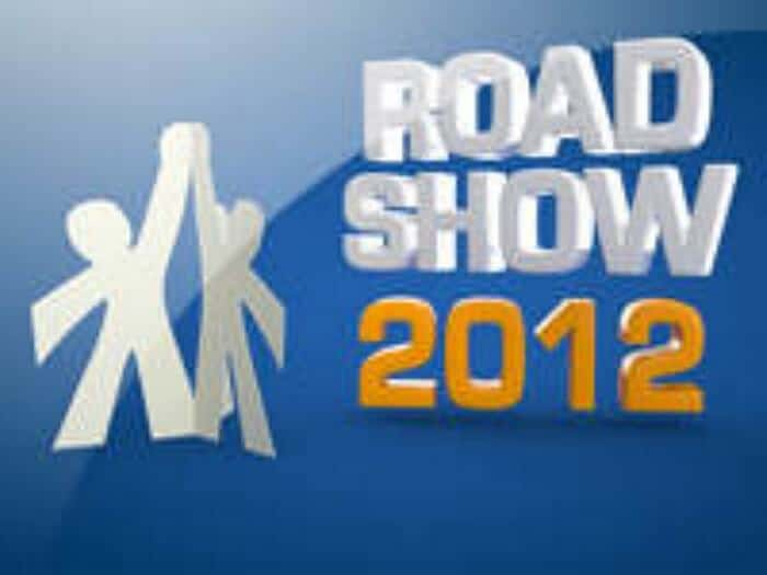 TezTour Road Show 2012
