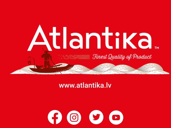 Atlantika uzņēmuma korporatīvā filma
