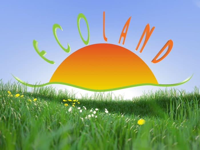 Bērnu nometnes Ecoland videoprezentācija.