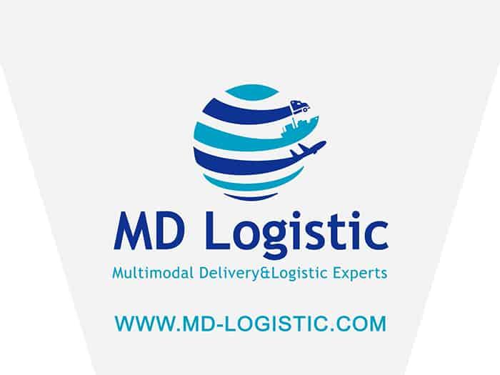 Animācijas videoreklāma loģistikas uzņēmumam MD Logistic.