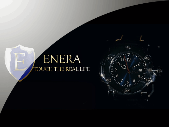 ENERA Watches - Touch the real life