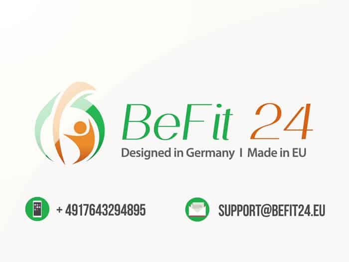 Befit24 video reklāma