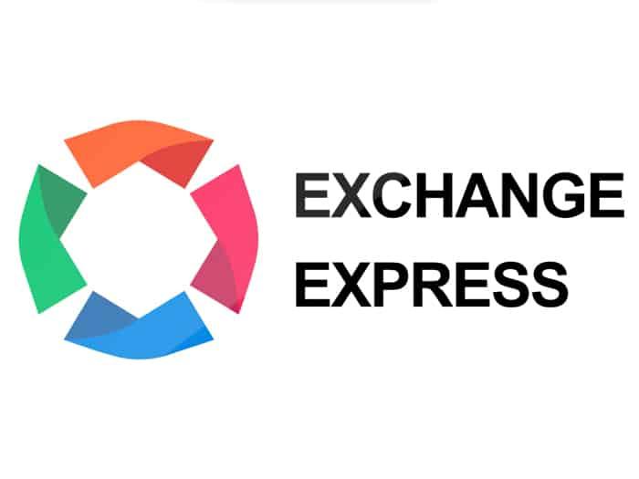 """Animācijas reklāma uzņēmumam """"EXCHANGE EXPRESS"""" uz LED ekrāniem"""