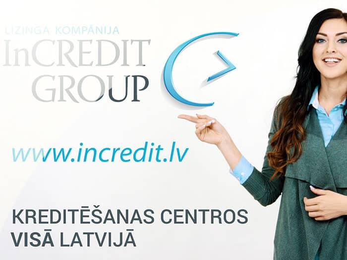 Reklāmas filmēšana - InCREDIT GROUP