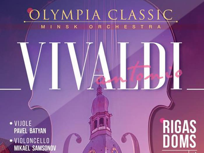 """Baltkrievijas simfoniskajs orķestris """"Olympia Classic"""""""
