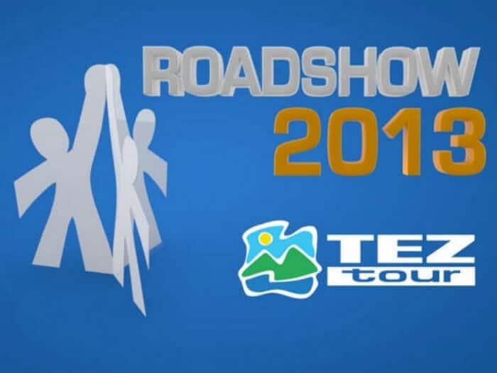 TezTour Road Show 2013
