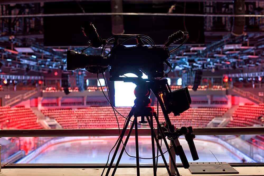 Sporta sacensību tiešsaistes translācija