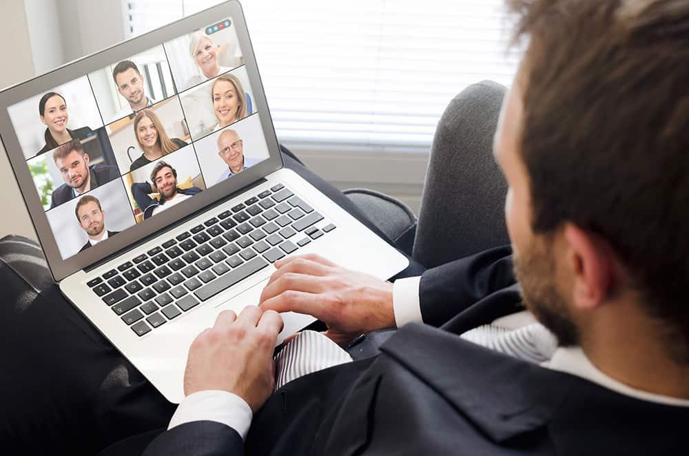 Korporatīvo raidījumu organizēšana internetā